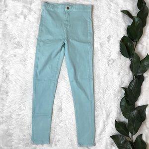 Topshop Moto Joni High Waisted Skinny Jeans